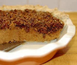 Lightened-Up Sweet Potato Pie
