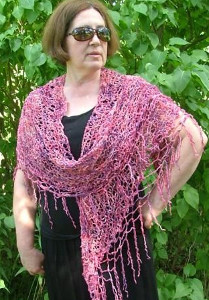 The Victorian Mistress Shawl