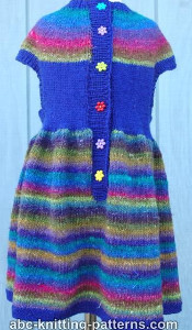 Girl's Daisy Dress
