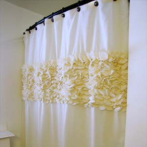 Pretty Petal Shower Curtain