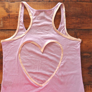 Summer Loving T-Shirt Reconstruction