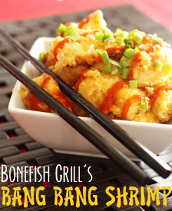 Please sign me up to be a BFG Insider and be the first to get regular updates on all things Bonefish Grill.