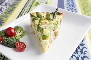 Crustless Quiche Casserole