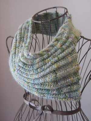Sea Shell Cowl