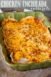 Quick-and-Easy Enchilada Casserole