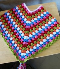 24 Simple Crochet Patterns for Ponchos + Bonus eBooks