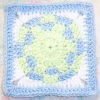 How to Crochet Granny Squares: 27 Stunning Summer Crochet Granny Square Patterns