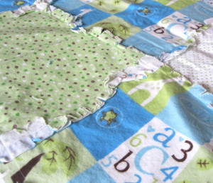 30 Minute Baby Quilt