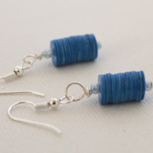 How to Make Simple Dangle Earrings