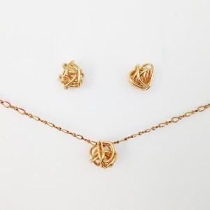 Diy Love Knot Jewelry