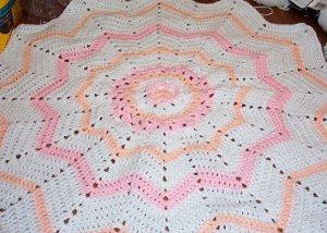 10 round crochet afghan patterns allfreecrochetafghanpatterns peachy keen round ripple ccuart Gallery