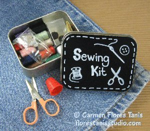 In a Pinch Sewing Kit