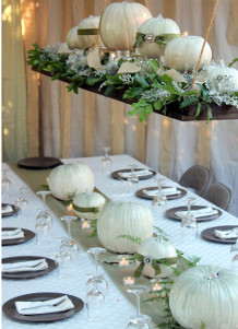 54 fall wedding ideas fall wedding colors decor flowers and more autumn magic diy centerpiece junglespirit Images