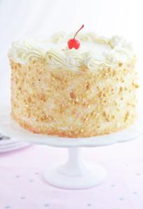 Dandy Diner Dream Cake