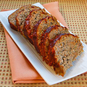 Turkey Pesto Meatloaf