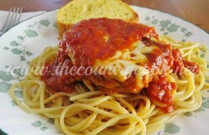 Slow Cooker Restaurant-Style Chicken Parmesan