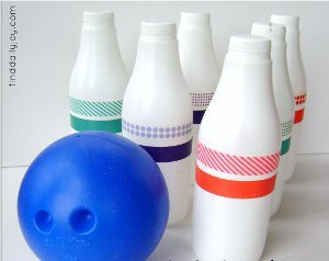 DIY Bowling Activities for Toddlers