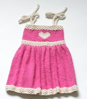 Little Sweetheart Sundress