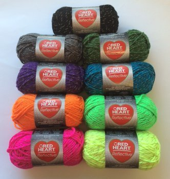 Red Heart Reflective Yarn Allfreecrochet Com