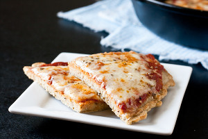 10-Minute Pizza Pan Bread