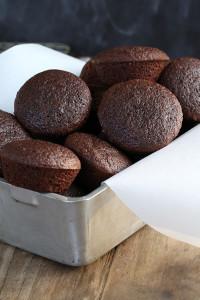 Tempting Two-Bite Brownies