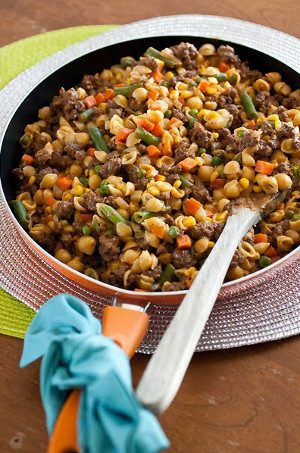 25 Hamburger Casserole Recipes: Fast Food Favorites at Home