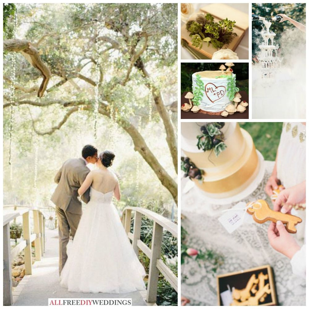 Wedding Themes: Fairytale Wedding | AllFreeDIYWeddings.com