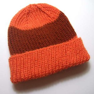 Free Knitted Beanie Patterns For Kids : Essential Knit Hat Pattern AllFreeKnitting.com