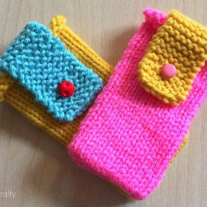 Cute and Colorful iPhone Cozies