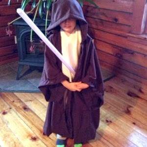 DIY Star Wars-Inspired Costume