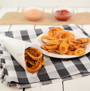 Copycat Arby's Curly Fries