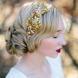 Wedding Hair Ideas Glammest Of The Glam Updo