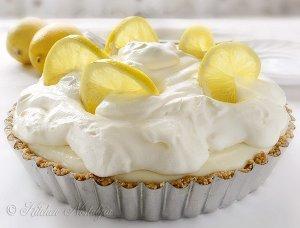 Lovely Lemon Icebox Pie