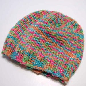Candy Crush Beanie Pattern