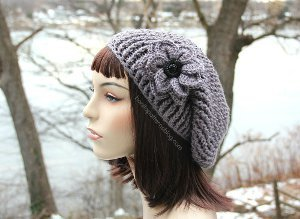 Favorite Textured Slouch Hat