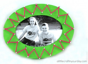 String Art Picture Frames