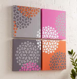 Diy Wall Art Canvas 31 diy canvas wall art ideas | favecrafts