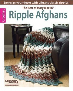 The Best Of Mary Maxim Ripple Afghans