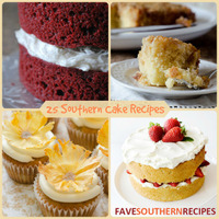 25 Southern Cake Recipes