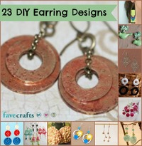23 DIY Earring Designs