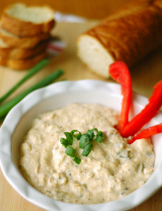 Slow Cooker Crab Cake Dip