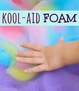 How to Make Kool Aid Foam