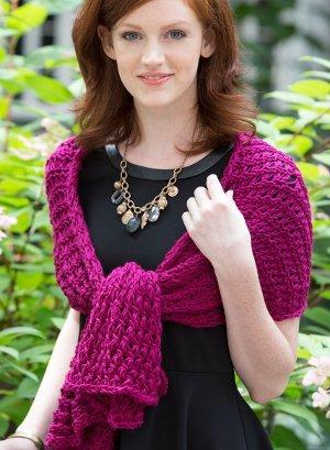 24 Free Knitted Shawl Patterns For Spring Allfreeknitting