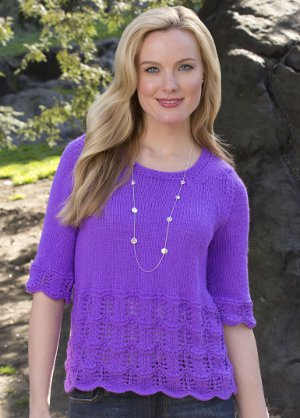 Knitting Patterns For Plus Size Sweaters : Full and Fabulous: 14 Plus Size Sweaters & Knit Cardigan ...