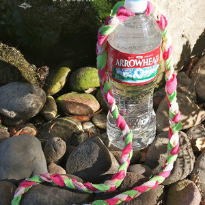 Summer Hike Water Bottle Strap