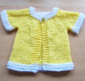 Darling Doll Cardigan