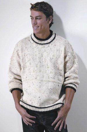 Easy Crewneck Pullover