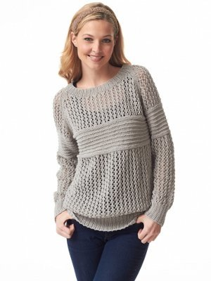 Heirloom Lace Pullover Pattern