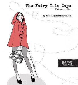 The Fairy Tale Cape Pattern