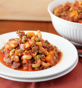 One Pot Old Fashioned Goulash